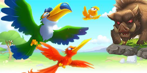 Bravobirds